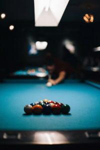 biliárdasztal