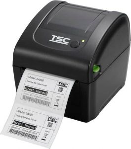 tsc címke nyomtató